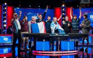 2017 WSOP Final Table