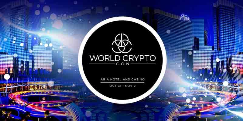 World Crypto Conference Aria Las Vegas